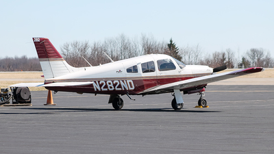 N282ND - Piper PA-28R-201 Arrow - Private