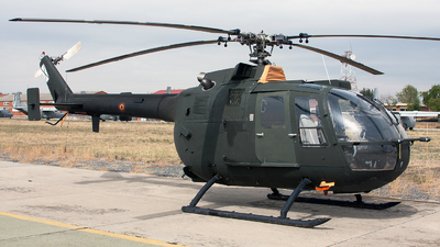 HA.15-41 - MBB Bo105ATH - Spain - Army