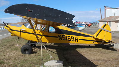N5159H - Piper PA-14 Cruiser - Private