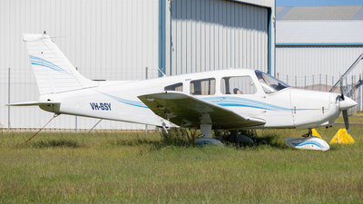 VH-BSY - Piper PA-28-151 Cherokee Warrior - Private