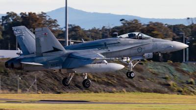 A21-2 - McDonnell Douglas F-18A Hornet - Australia - Royal Australian Air Force (RAAF)