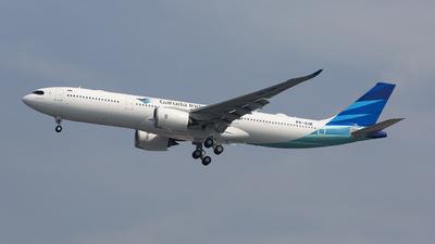 PK-GHE - Airbus A330-941 - Garuda Indonesia