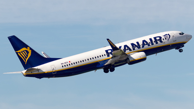 9H-QCU - Boeing 737-8AS - Ryanair (Malta Air)
