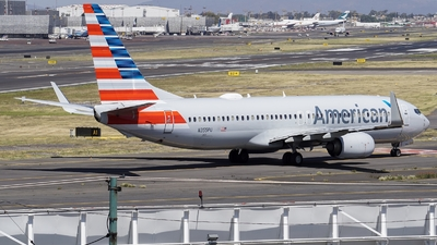 A picture of N355PU - Boeing 737823 - American Airlines - © Mauri_0307