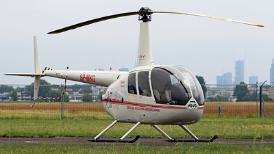 SP-MKG - Robinson R44 Raven II - Academic Centre for Aviation Training of Polish Air Force Academy