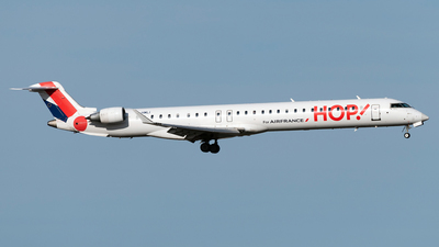 F-HMLI - Bombardier CRJ-1000EL - HOP! for Air France