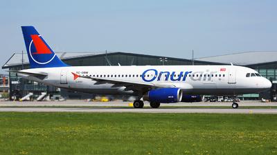 TC-OBM - Airbus A320-232 - Onur Air