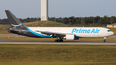 N307AZ - Boeing 767-338(ER)(BDSF) - Amazon Prime Air (Air Transport International)