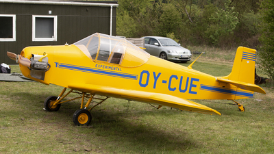 OY-CUE - Druine DR.31 Turbulent - Private