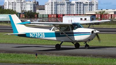 A picture of N73928 - Cessna 172N Skyhawk - [17267752] - © Angel Natal