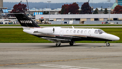 A picture of N839DM - Cessna 525B CitationJet CJ3 - [525B0248] - © Luft Spotter