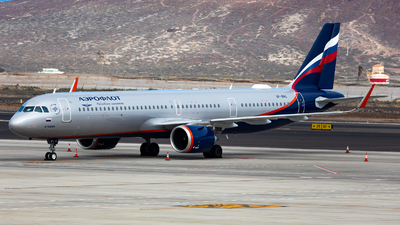 A picture of VPBRC - Airbus A321251NX - Aeroflot - © Román A. Pérez