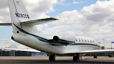 N292CS - Cessna 680 Citation Sovereign - Cessna Aircraft Company