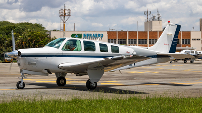 PR-TET - Beechcraft A36 Bonanza - Private