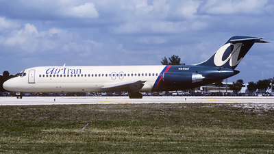 N846AT - McDonnell Douglas DC-9-32 - airTran Airways