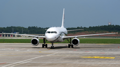 B-8319 - Airbus A319-115X(CJ) - Private