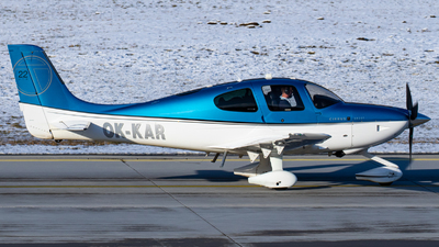A picture of OKKAR - Cirrus SR22T - [0222] - © AirPilot_Photography