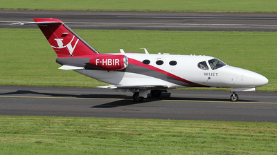A picture of FHBIR - Cessna 510 Citation Mustang -  - © Ian Howat