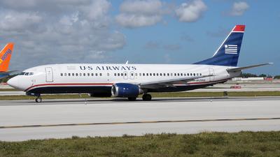 N439US - Boeing 737-4B7 - US Airways