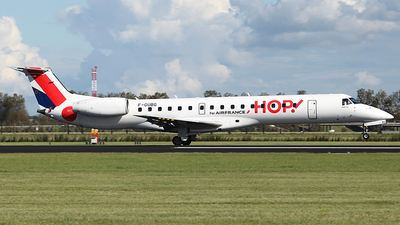 F-GUBG - Embraer ERJ-145MP - HOP! for Air France