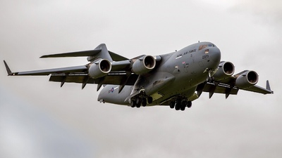 ZZ173 - Boeing C-17A Globemaster III - United Kingdom - Royal Air Force (RAF)