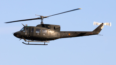 HU.18-16 - Agusta-Bell AB-212AM - Spain - Army