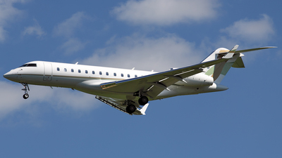G-IRAP - Bombardier BD-700-1A10 Global Express XRS - TAG Aviation
