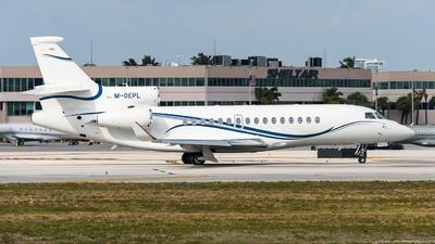 M-OEPL - Dassault Falcon 8X - Private