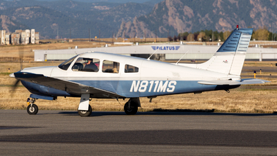N811MS - Piper PA-28R-201 Arrow - Private