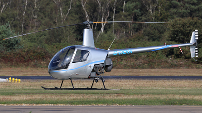 G-DOGI - Robinson R22 Beta - Private