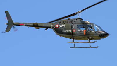 MM80892 - Agusta-Bell AB-206C-1 JetRanger - Italy - Army