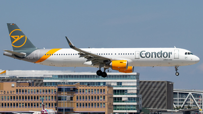 A picture of DAIAF - Airbus A321211 - Condor - © Niklas Engel