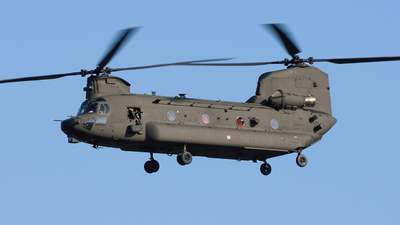 MM81791 - Boeing-AgustaWestland ICH-47F Chinook - Italy - Air Force