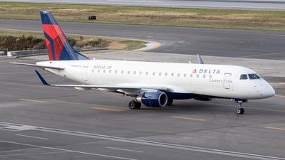 A picture of N233JQ - Embraer E175LR - Delta Air Lines - © Felipe Garcia