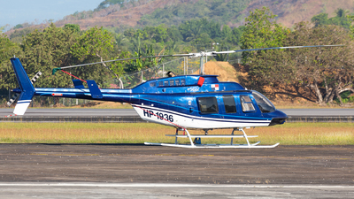 HP-1936 - Bell 206L-1 LongRanger II - Private