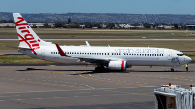 A picture of VHYIF - Boeing 7378FE - Virgin Australia - © CATHAY246