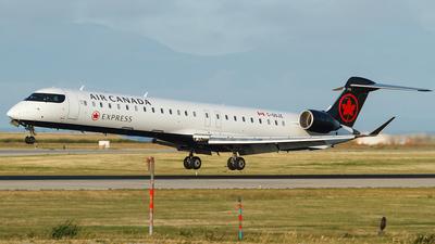 C-GOJZ - Bombardier CRJ-705LR - Air Canada Express (Jazz Aviation)