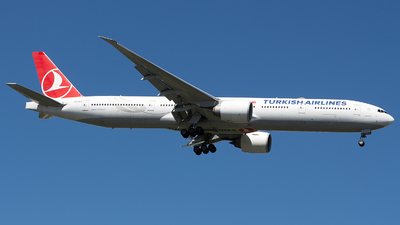A picture of TCJJY - Boeing 7773F2(ER) - Turkish Airlines - © Indy Udol