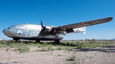 N15501 - Fairchild C-119G Flying Boxcar - Private