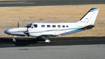 A picture of VHLWY - Cessna 441 Coquest 2 - [4410262] - © Daniel Gardner