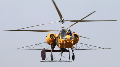 HA-MCB - Kamov Ka-26 Hoodlum - Private