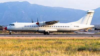 A picture of OYRUG - ATR 72202 - DAT - © Stefan Thomas