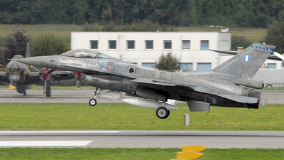 504 - General Dynamics F-16C Fighting Falcon - Greece - Air Force