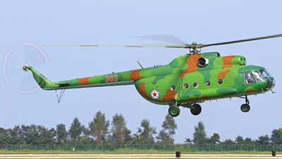 303 - Mil Mi-17 Hip - North Korea - Air Force