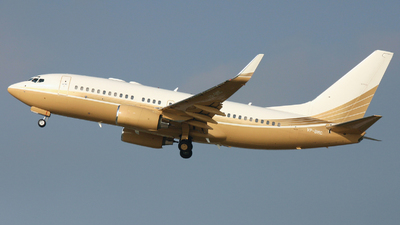 VP-BMC - Boeing 737-7CG(BBJ) - Private