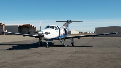 N970NA - Pilatus PC-12/45 - Native American Air Ambulance