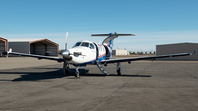 A picture of N970NA - Pilatus PC12/45 - [226] - © W.A. Kazior