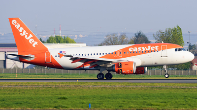 OE-LQE - Airbus A319-111 - easyJet Europe