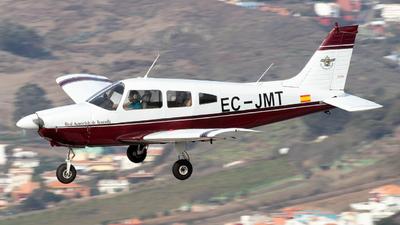 EC-JMT - Piper PA-28-181 Cherokee Archer II - Aero Club - Tenerife