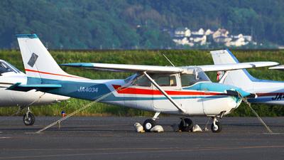 JA4034 - Cessna 172K Skyhawk - Private